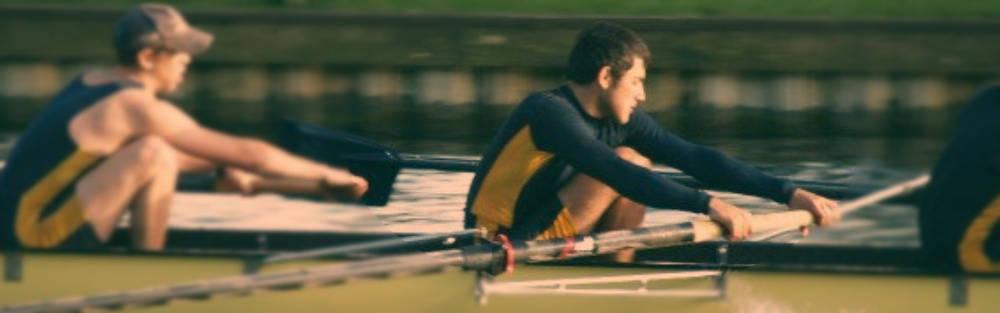 Ali Rowing